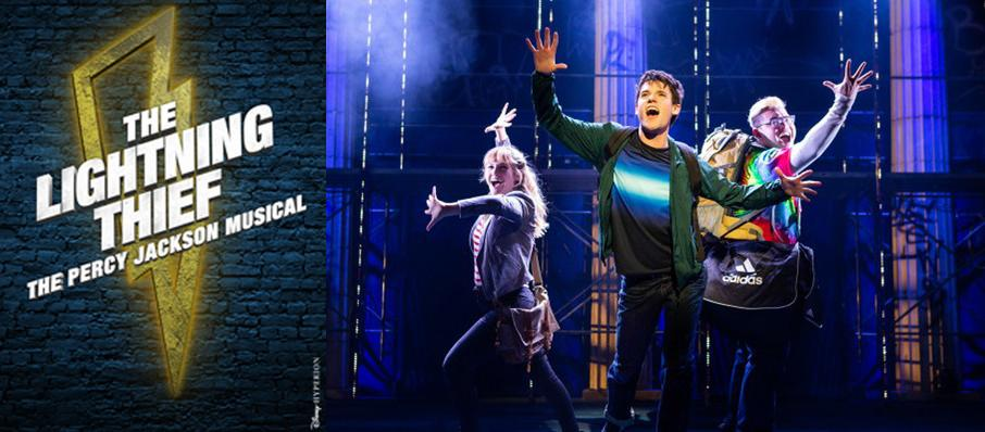 The Lightning Thief: The Percy Jackson Musical at Ed Mirvish Theatre