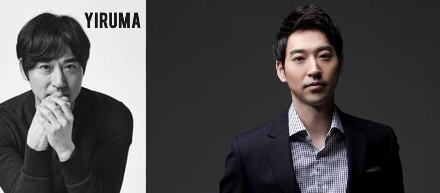 Yiruma at Sony Centre for the Performing Arts