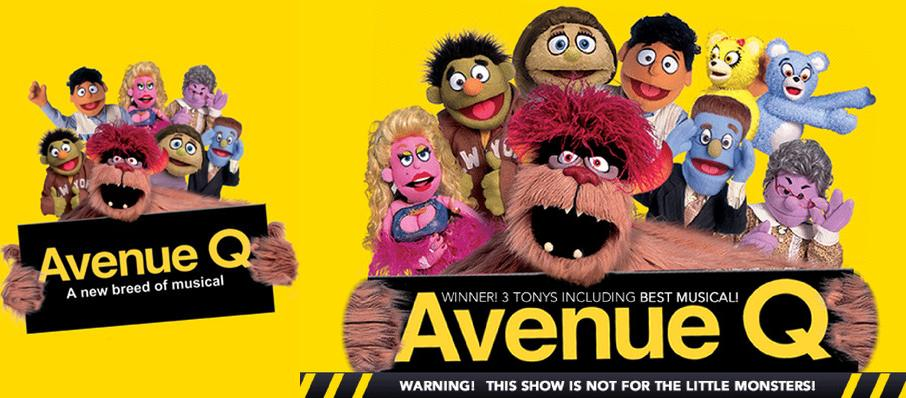 Avenue Q at Lower Ossington Theatre - Mainstage