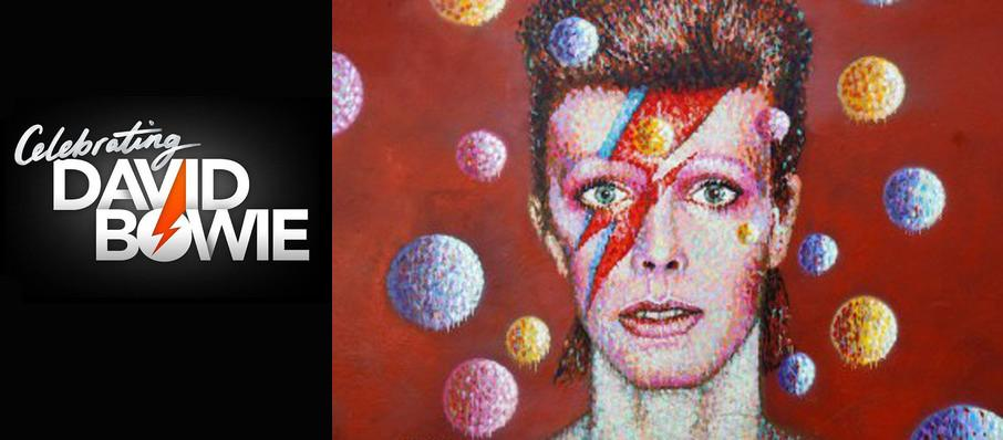 Celebrating David Bowie at Danforth Music Hall