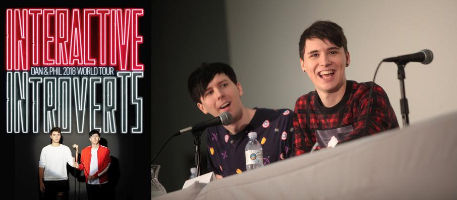 Dan and Phil at Sony Centre for the Performing Arts