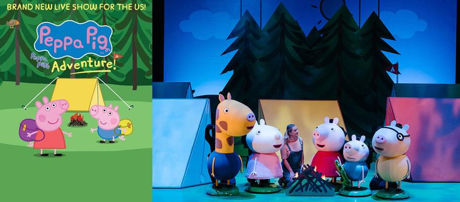 Peppa Pig Live at Meridian Hall