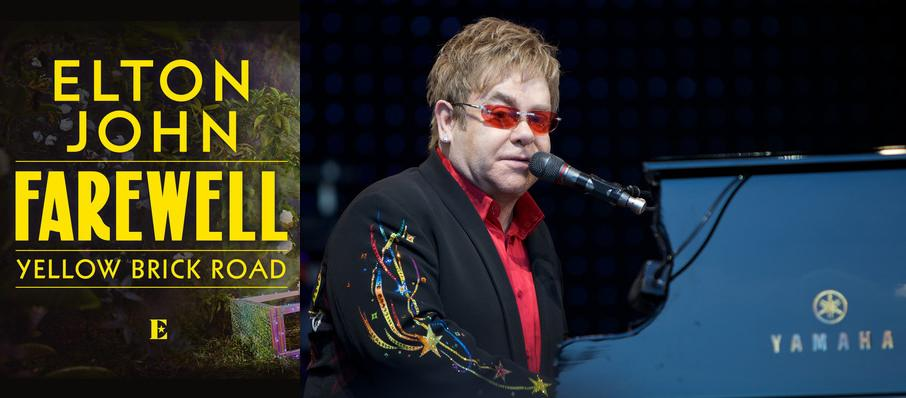 Elton John at Air Canada Centre