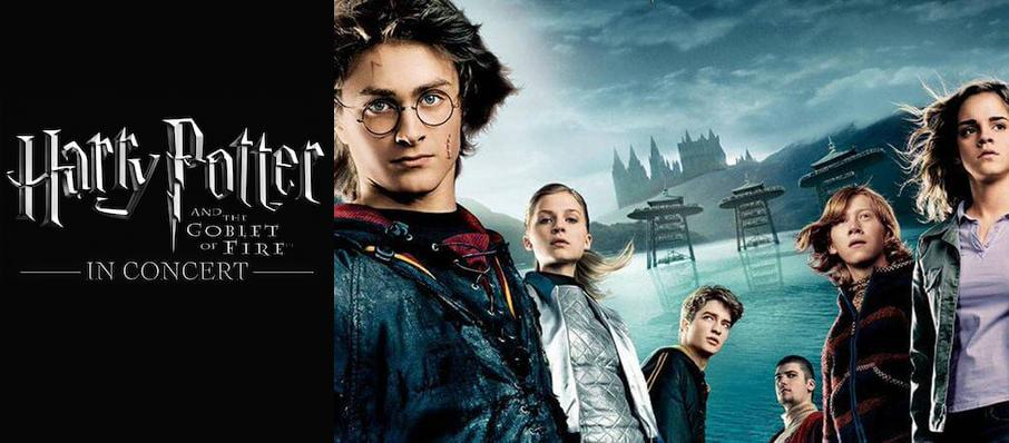 Harry Potter and the Goblet of Fire in Concert at Sony Centre for the Performing Arts