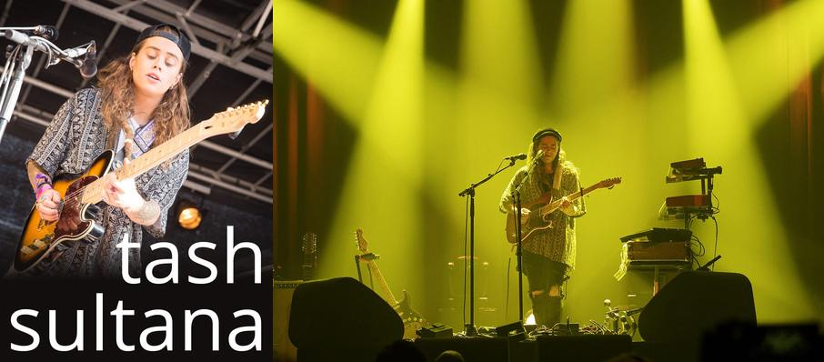 Tash Sultana at TD Echo Beach at Molson Canadian Amphitheatre