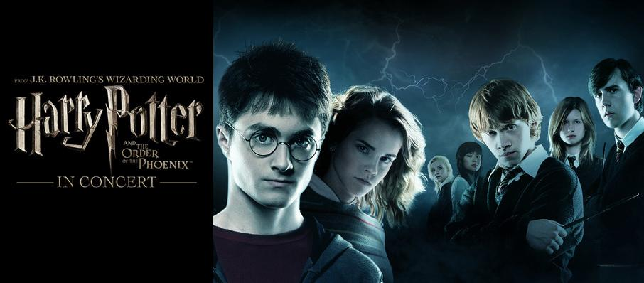 Harry Potter and the Order of the Phoenix in Concert at Sony Centre for the Performing Arts