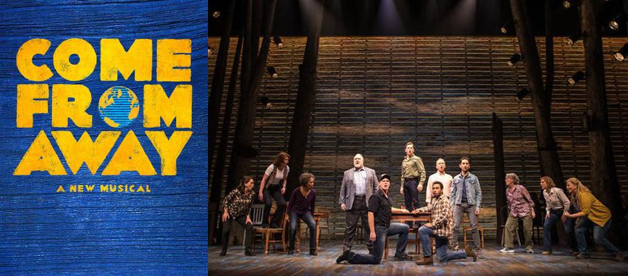 Come From Away at Elgin Theatre