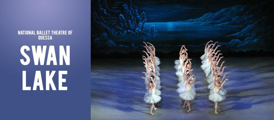 National Ballet Theatre of Odessa - Swan Lake at Lyric Theatre
