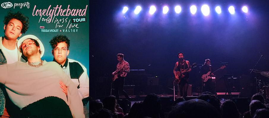 lovelytheband at Mod Club Theatre