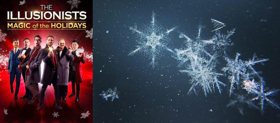 The Illusionists: Magic of the Holidays at Meridian Hall