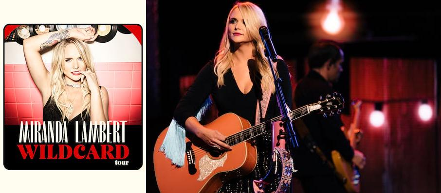 Miranda Lambert at Tribute Communities Centre