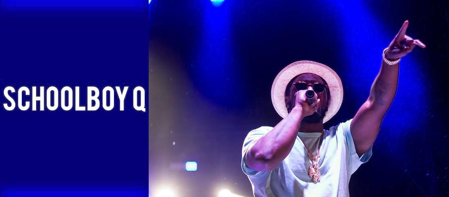 Schoolboy Q at Rebel