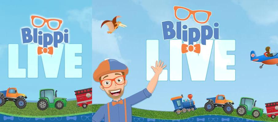 Blippi at Queen Elizabeth Theatre