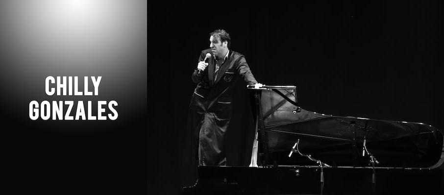 Chilly Gonzales at Roy Thomson Hall
