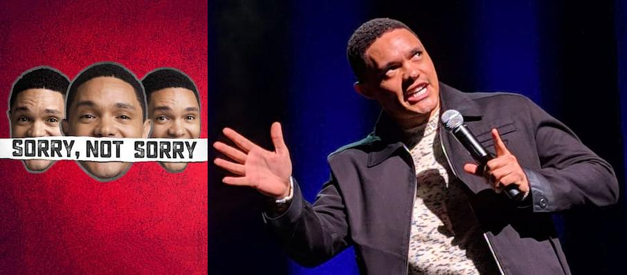 Trevor Noah at Scotiabank Arena