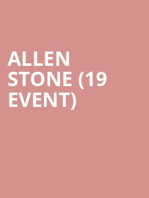 Allen Stone (19+ Event) at Adelaide Hall - Toronto