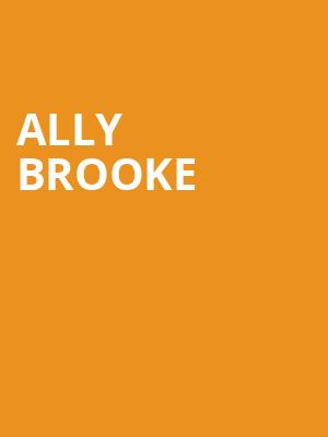 Ally Brooke at Mod Club Theatre