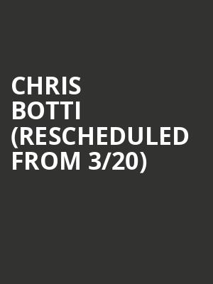 Chris Botti (Rescheduled from 3/20) at Roy Thomson Hall