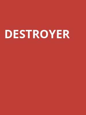 Destroyer at Opera House