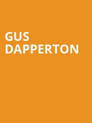 Gus Dapperton at The Drake Underground