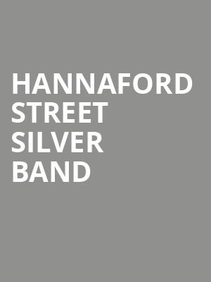 Hannaford Street Silver Band at Jane Mallet Theater