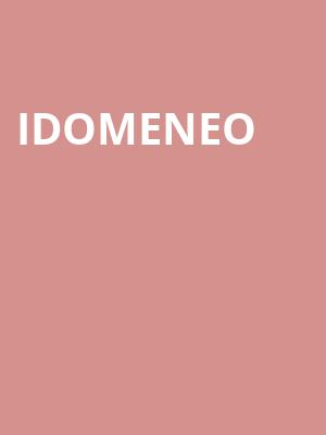 Idomeneo at Ed Mirvish Theatre