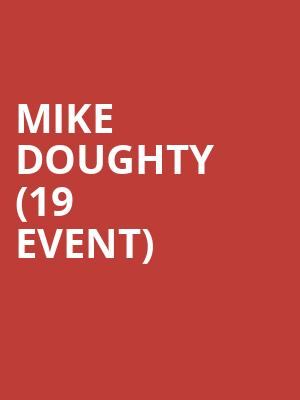Mike Doughty (19+ Event) at Horseshoe Tavern
