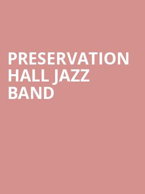 Preservation Hall Jazz Band at Roy Thomson Hall