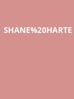 Shane Harte at Danforth Music Hall