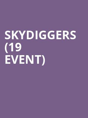 Skydiggers (19+ Event) at Danforth Music Hall