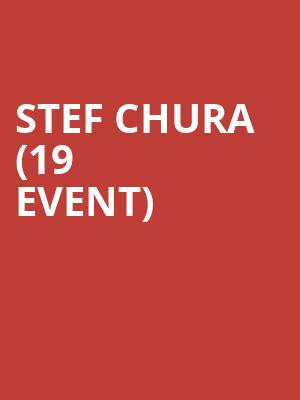 Stef Chura (19+ Event) at The Drake Underground