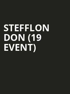 Stefflon Don (19+ Event) at Rebel