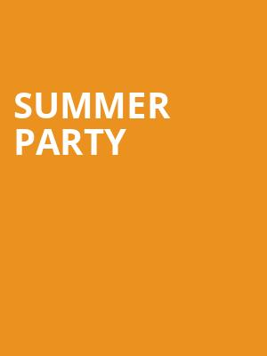 Summer Party at Rebel