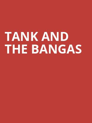 Tank and The Bangas at Mod Club Theatre