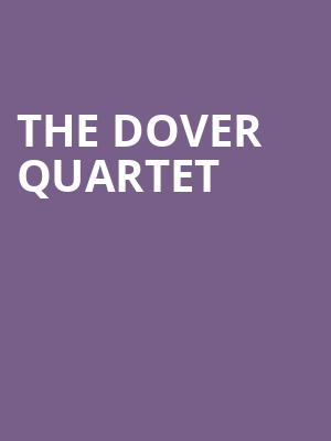 The Dover Quartet at Koerner Hall