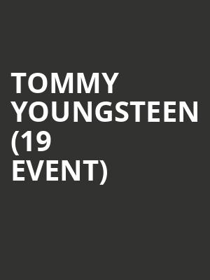 Tommy Youngsteen (19+ Event) at Horseshoe Tavern