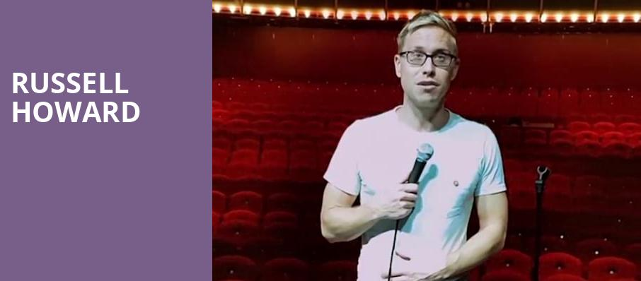 Russell Howard, The Royal, Toronto