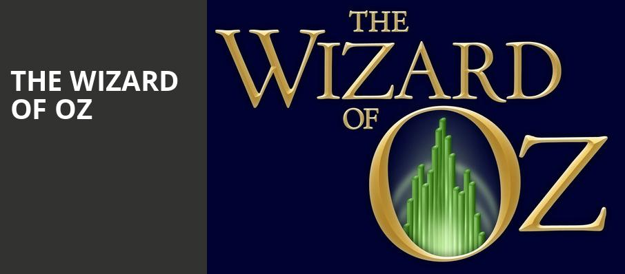 The Wizard of Oz, Randolph Theatre, Toronto