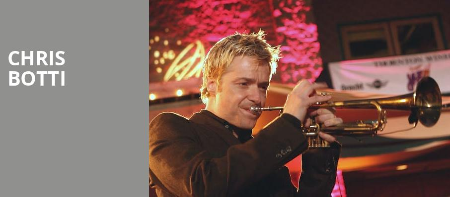 Chris Botti, Roy Thomson Hall, Toronto