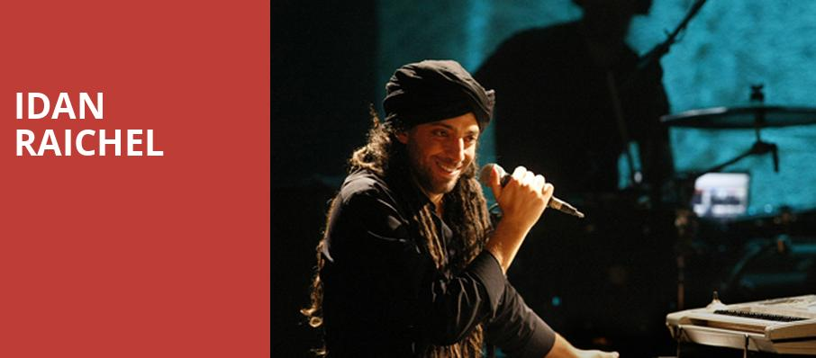 Idan Raichel, Roy Thomson Hall, Toronto