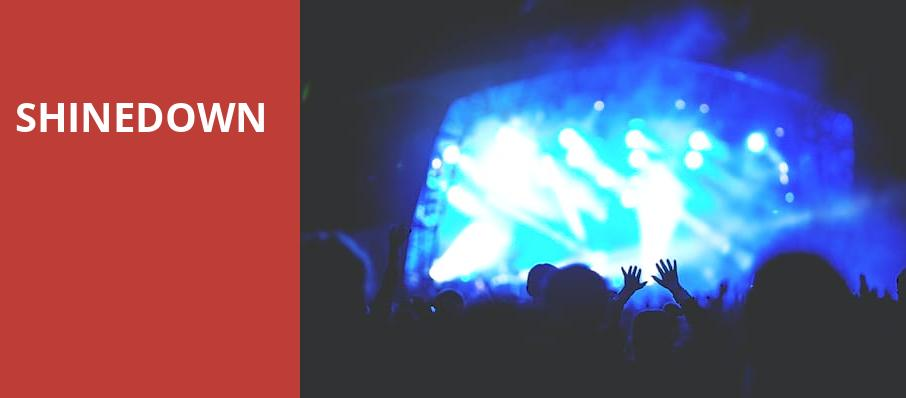 Shinedown, RBC Echo Beach, Toronto