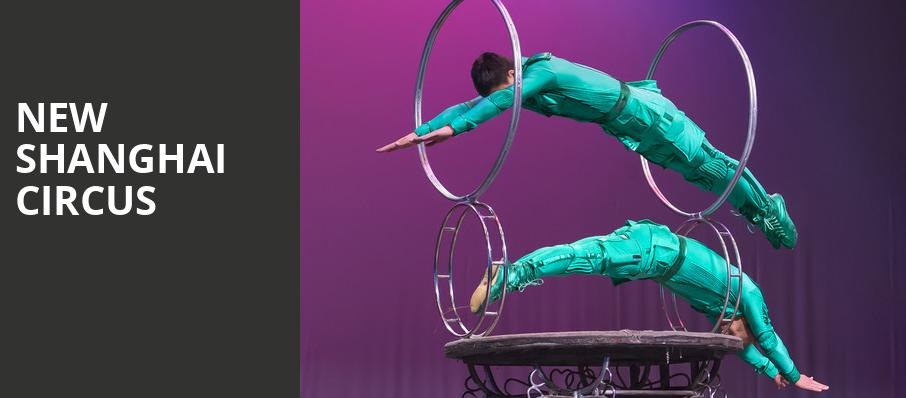 New Shanghai Circus, Richmond Hill Centre For The Performing Arts, Toronto