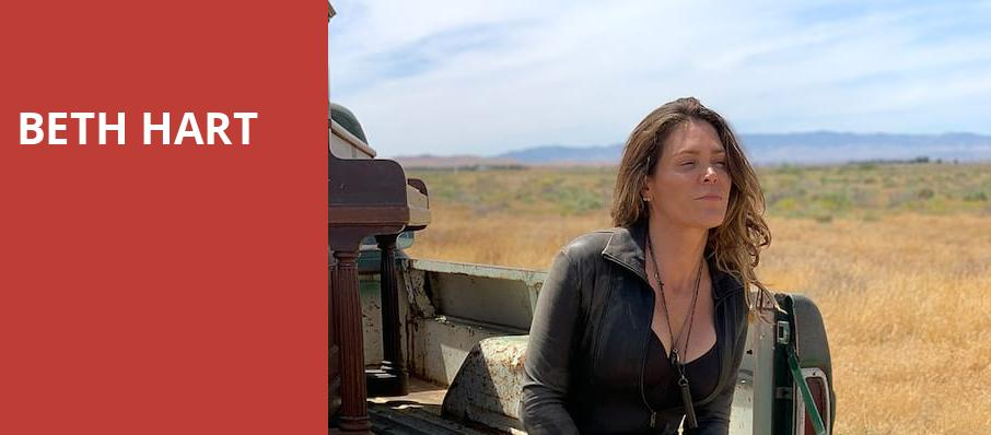 Beth Hart, Danforth Music Hall, Toronto