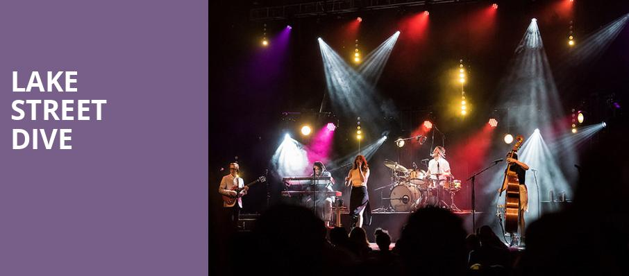 Lake Street Dive, Danforth Music Hall, Toronto