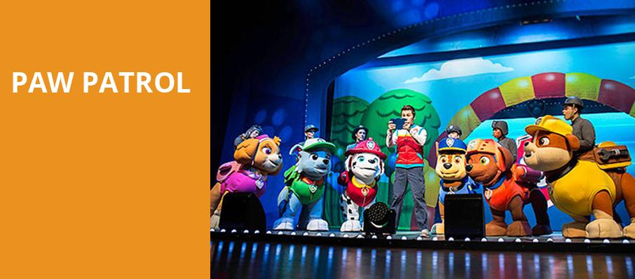Paw Patrol, Tribute Communities Centre, Toronto