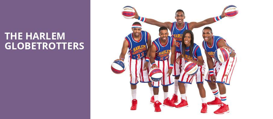 The Harlem Globetrotters, General Motors Centre, Toronto