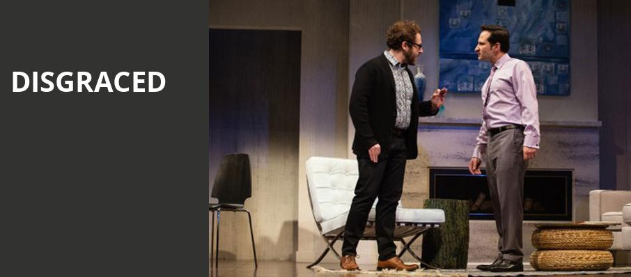 Disgraced, Panasonic Theatre, Toronto