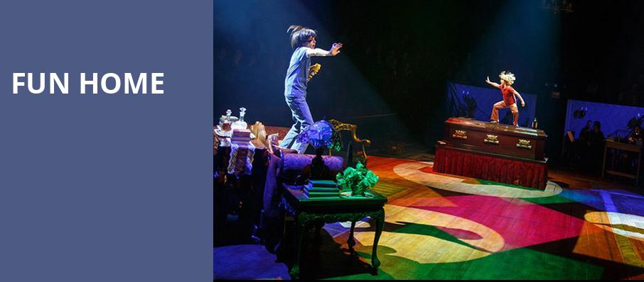 Fun Home, Panasonic Theatre, Toronto