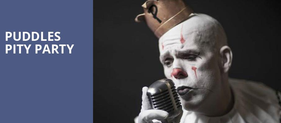 Puddles Pity Party, Queen Elizabeth Theatre, Toronto