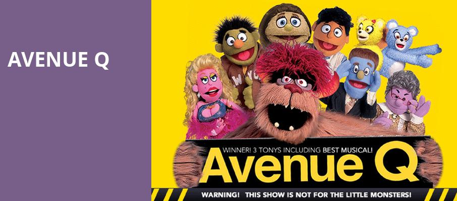 Avenue Q, Lower Ossington Theatre Mainstage, Toronto